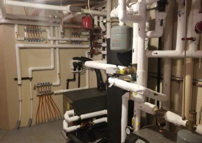 Geothermal and Infloor