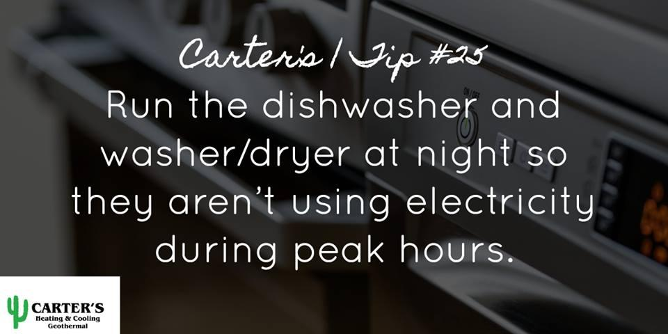 energy efficent appliance tips