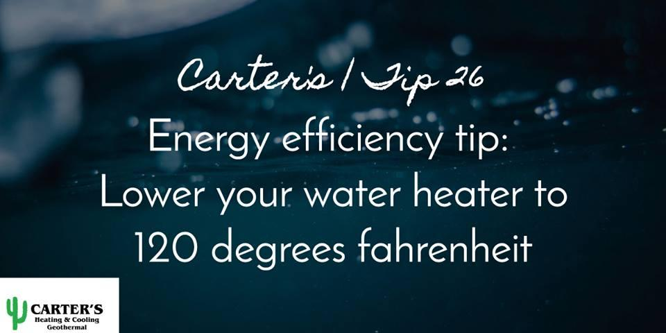 more efficient water heater