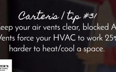 Energy Saving Tip #31