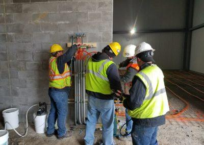 image for American Labs commercial job done by Carter's Heating & Air Geothermal