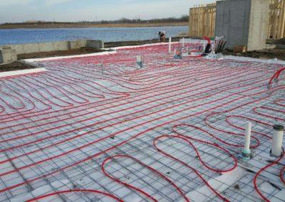 Radiant Floor Heat Job in Progress3