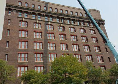 Green House Apartments Rooftop Replacement