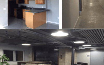 Carter's Heating and Air Helps Renovate Lofts on 24th