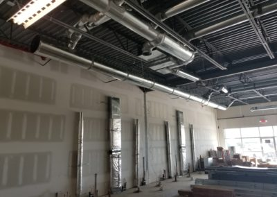 copperfield nail salon above ground ductwork 2