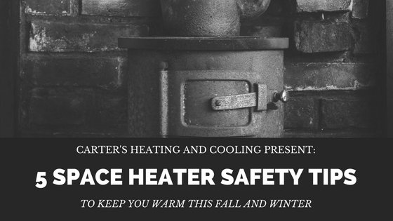 5 Space Heater Safety Tips