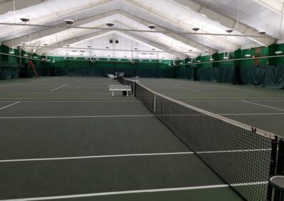 tennis cour facility for creighton tennis